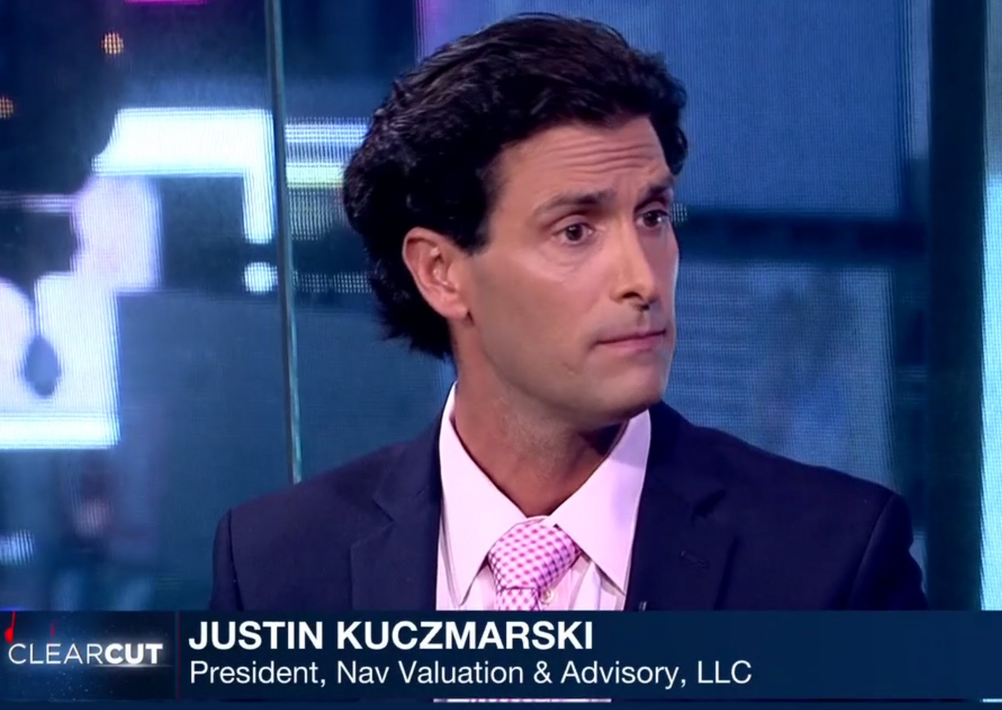 Justin Kuczmarski, MBA, CPA, CVA, ABV, CIRA, CFF - President of NAV Valuation & Advisory LLC